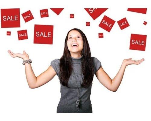 Sale / OP = OP