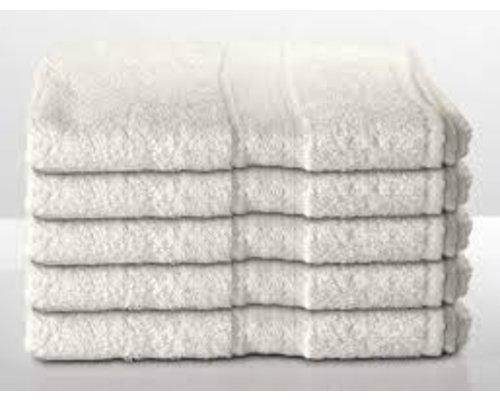 Nightlife Handdoeken (5 stuks)  creme 500gr/m²