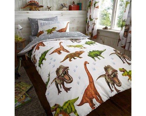 Discounter Dekbedovertrek Dinosaurs