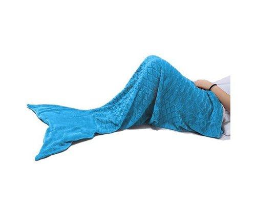 Zeemeermin deken