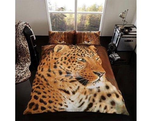 Decoware Dekbedovertrek Leopard look