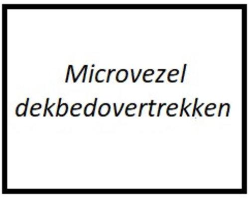 Dekbedovertrekken microvezel / micropercal