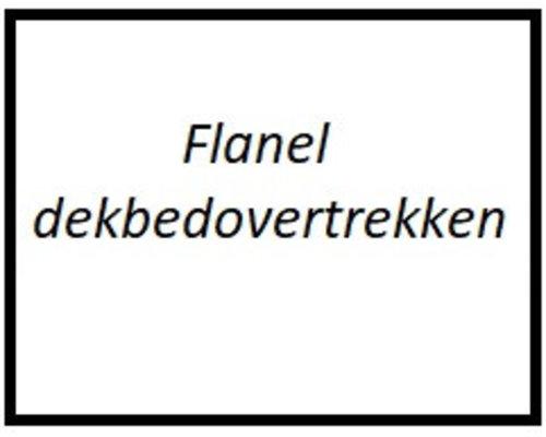 Dekbedovertrekken flanel