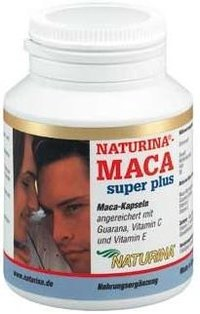 Naturina® Maca Super Plus 700 mg Capsules 60 Pcs.
