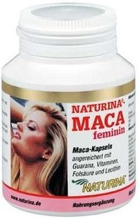 Special Offer 3 x Naturina® Maca Feminin 60 pcs.