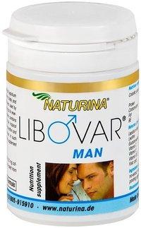 Speacial Offer 5 x Naturina® Libovar Man Capsules 30 Pcs.