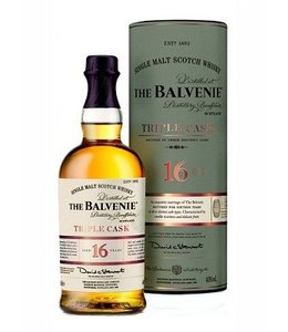 Balvenie 16 Years Old Triple Cask