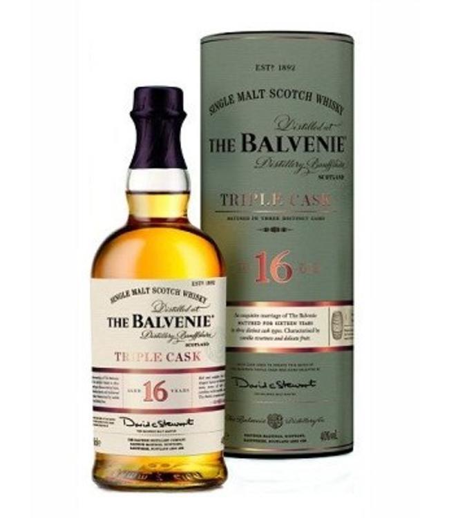 Balvenie 16 Years Old Triple Cask