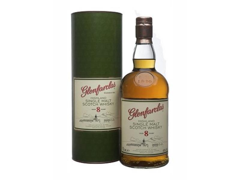 Glenfarclas 8 Years Old