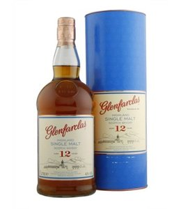 Glenfarclas 12 Years Old Liter