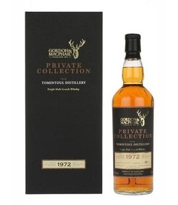 Tomintoul 1972 Private Collection Gordon & Macphail