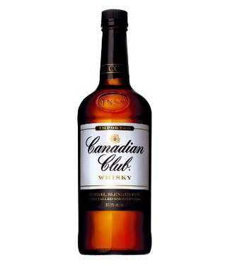 Canadian Club Liter