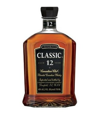 Canadian Club Classic 12 Years Old