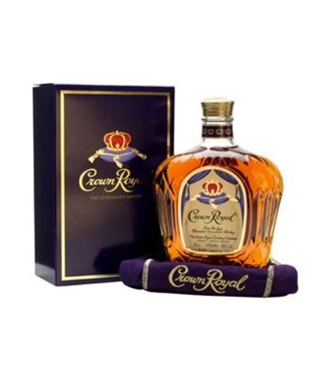 Seagram's Crown Royal Liter