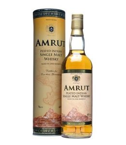 Amrut Peated Cask Strength 62.8%