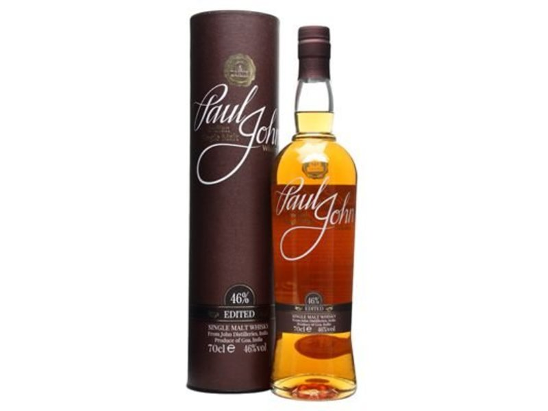 Whisky Paul John Edited