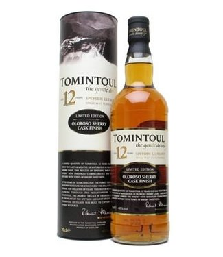 Tomintoul 12 Years Old Oloroso