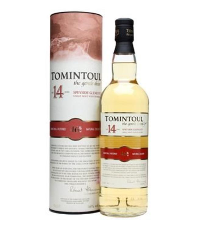 Tomintoul 14 Years Old