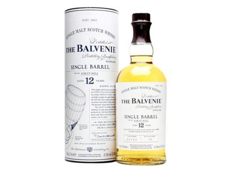 Balvenie 12 Years Old Single Barrel