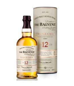Balvenie 12 Years Old Triple Cask Liter