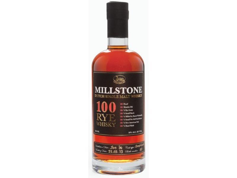 Millstone 100% Rye Black Label