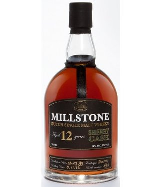 Millstone 12 Years Old Sherry Cask Black Label