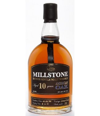 Millstone 10 Years Old American Oak Black Label