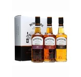Bowmore Collection 12, 15 en 18 Years Old