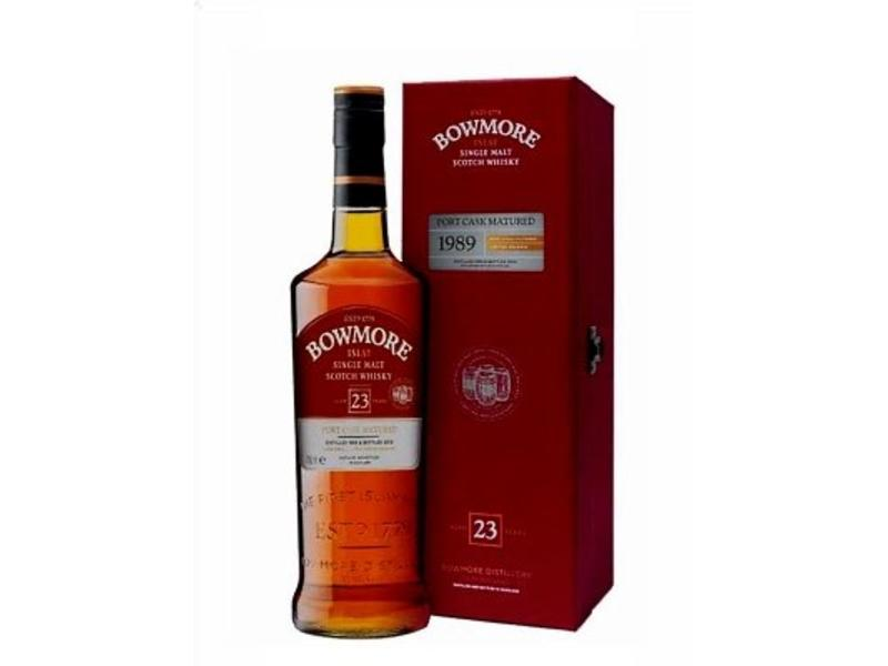 Bowmore 23 Years Old Port Matured in 1989