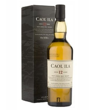 Caol Ila 12 Years Old