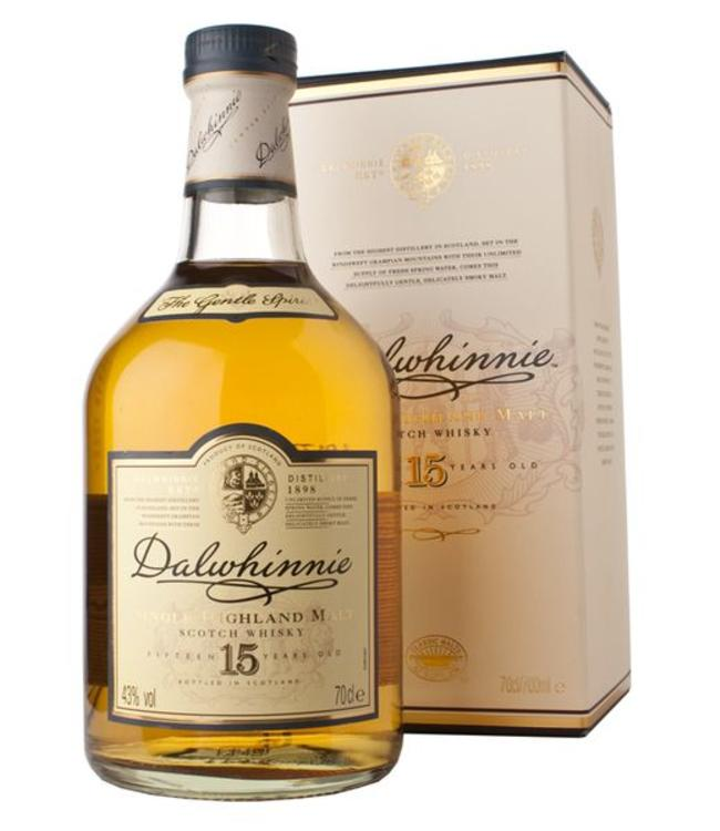 Dalwhinnie 15 Years Old
