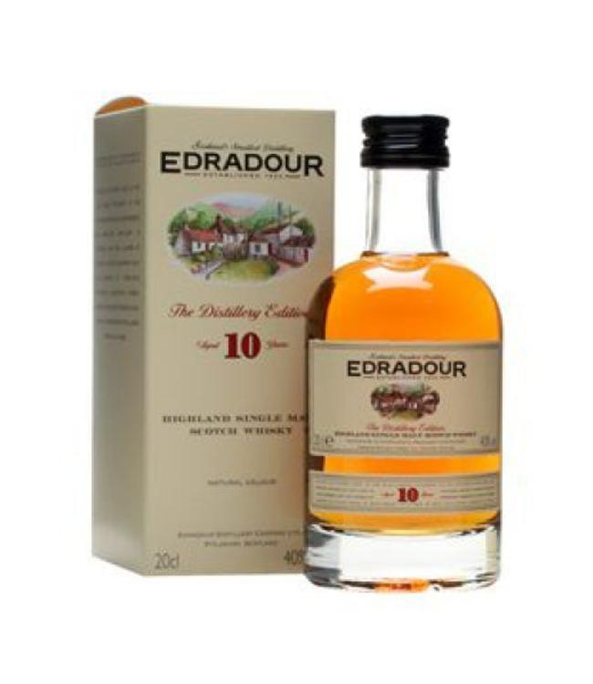 Edradour 10 Years Old 0,20 ltr