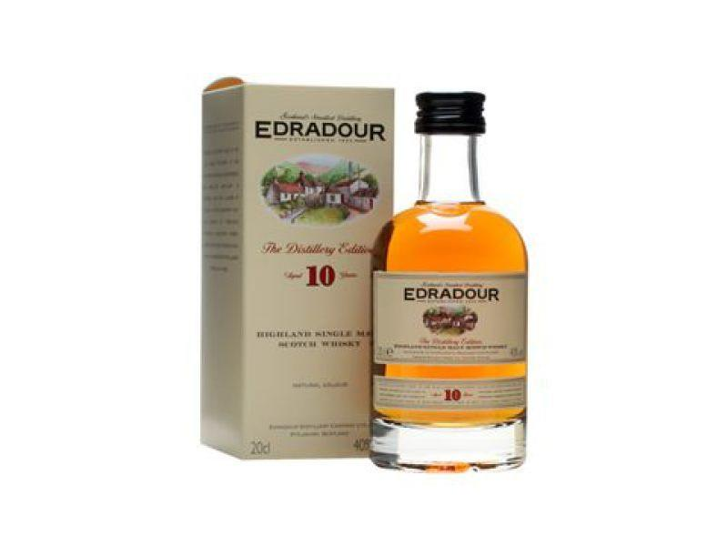 Edradour 10 Years Old 0.20 ltr