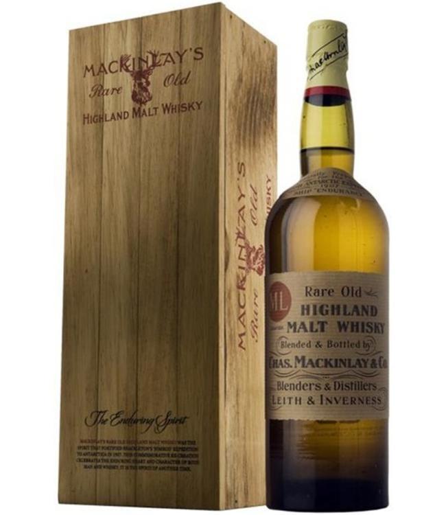 Rare Old Highland Malt Mackinlays