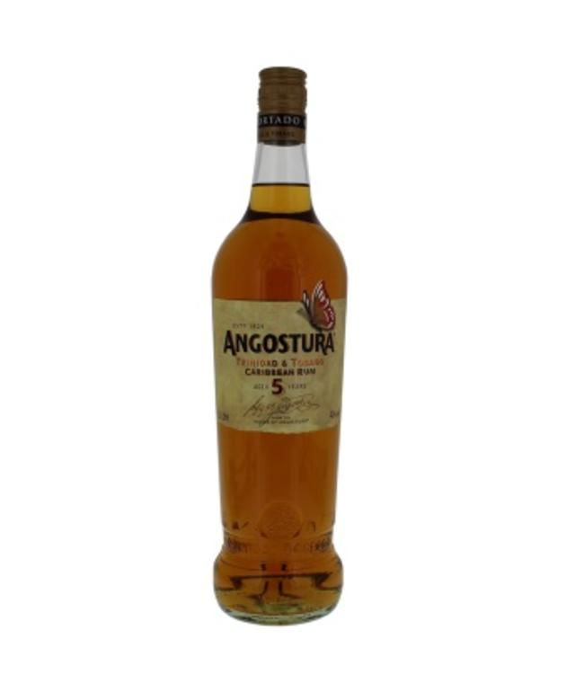 Angostura 5 Years Old Gold Rum
