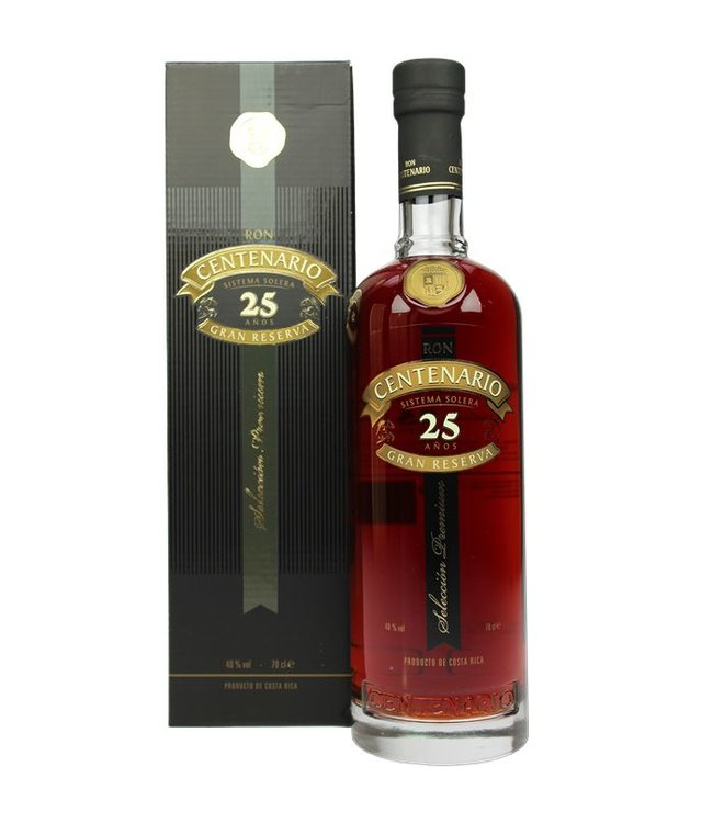 Centenario Gran Reserva 25 Years Old