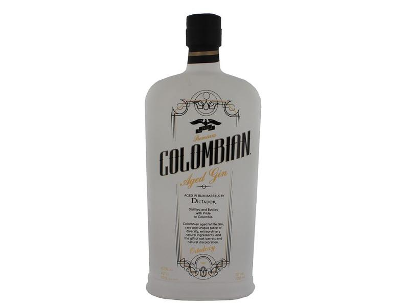 Dictador Colombian Aged White Gin