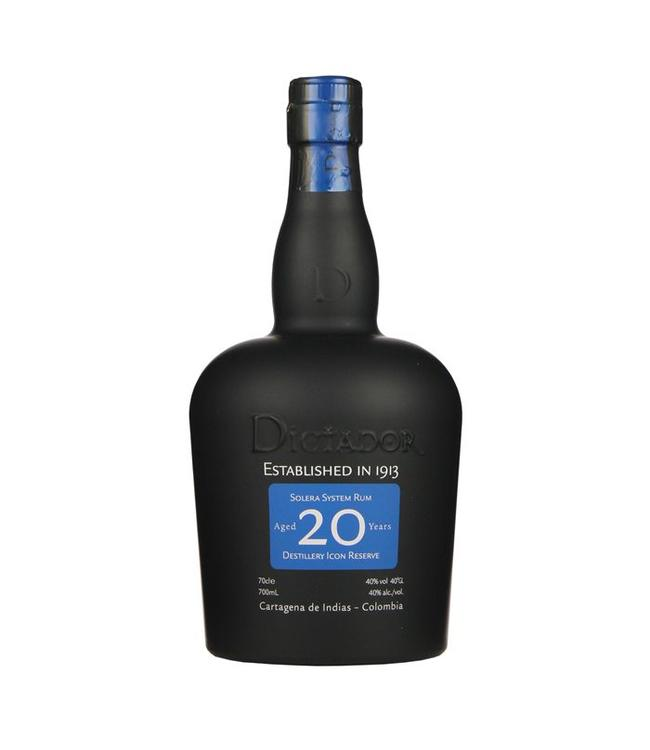 Dictador 20 Years Old