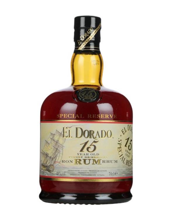 El Dorado 15 Years Old