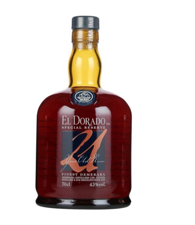 El Dorado 21 Years Old