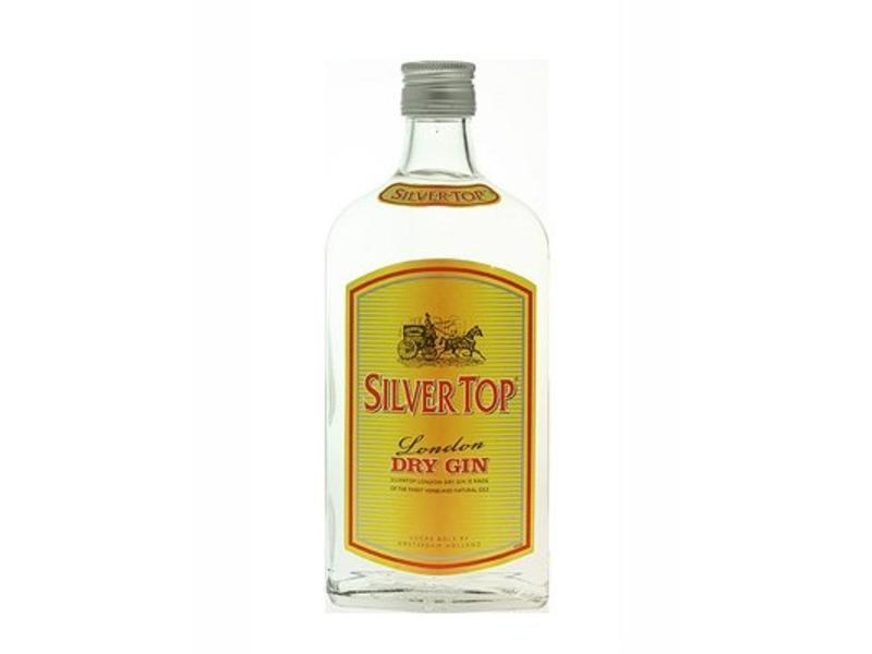 Bols Silvertop Dry Gin