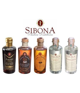 Grappa Sibona Portwood Finish