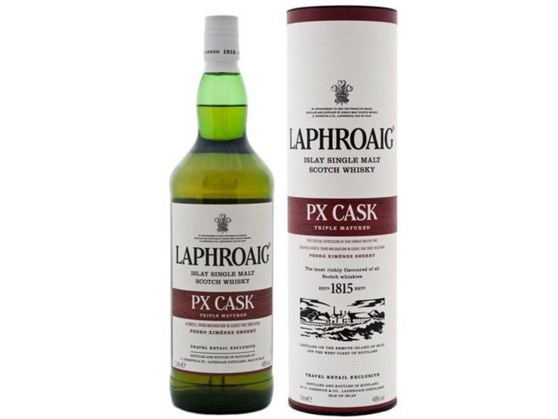 Laphroaig PX Cask Liter