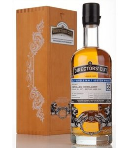 Port Ellen 35 Years Old 1979 Douglas Laing Directors' Cut