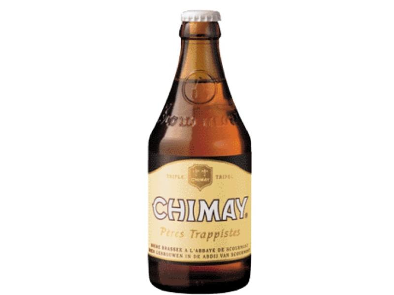 Chimay 8 Wit - 33 CL