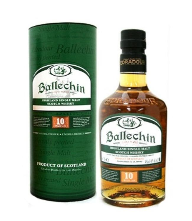 Ballechin 10 Years Old