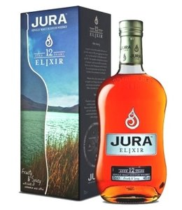 Isle of Jura 12 Years Old Elixir