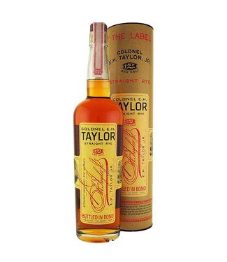 E H Taylor Straight Rye