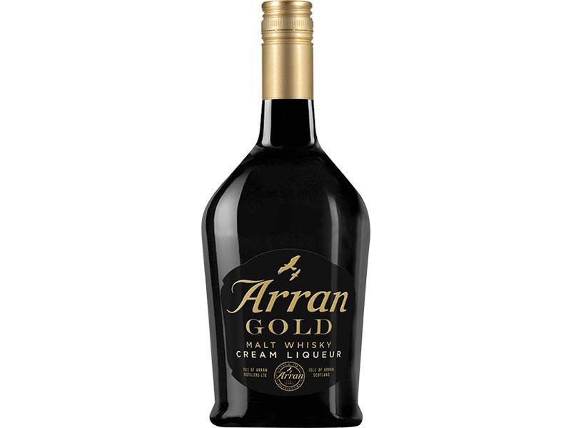 Arran Single Malt Gold Cream Liquer