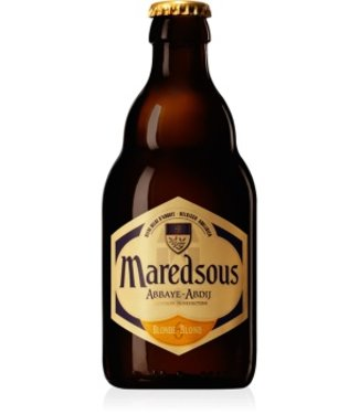 Maredsous Blonde - 33 CL
